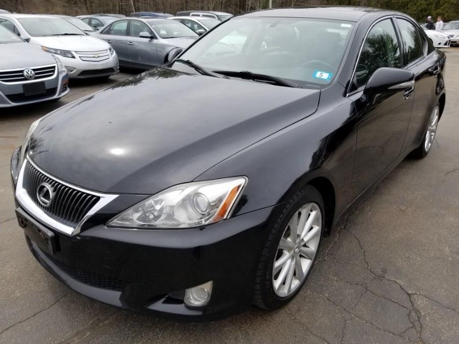 Used 2009 Lexus IS 250 in Auburn, New Hampshire | ODA Auto Precision LLC. Auburn, New Hampshire