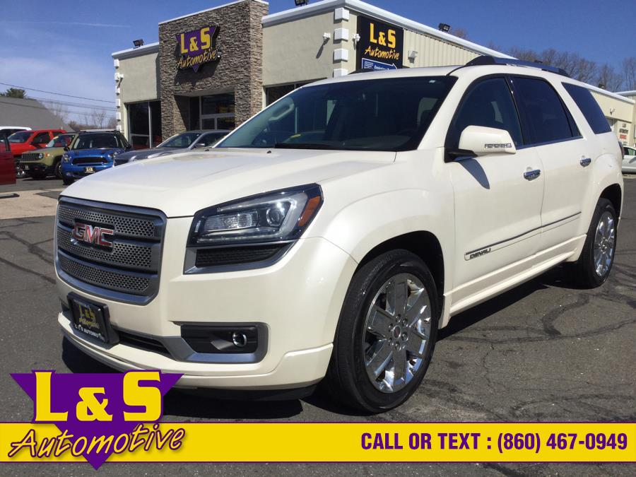 Used 2015 GMC Acadia in Plantsville, Connecticut | L&S Automotive LLC. Plantsville, Connecticut