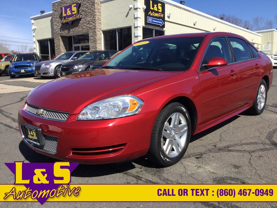 Used 2013 Chevrolet Impala in Plantsville, Connecticut | L&S Automotive LLC. Plantsville, Connecticut