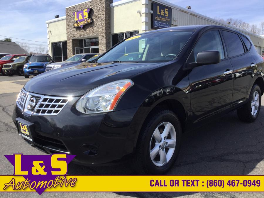 Used 2010 Nissan Rogue in Plantsville, Connecticut | L&S Automotive LLC. Plantsville, Connecticut