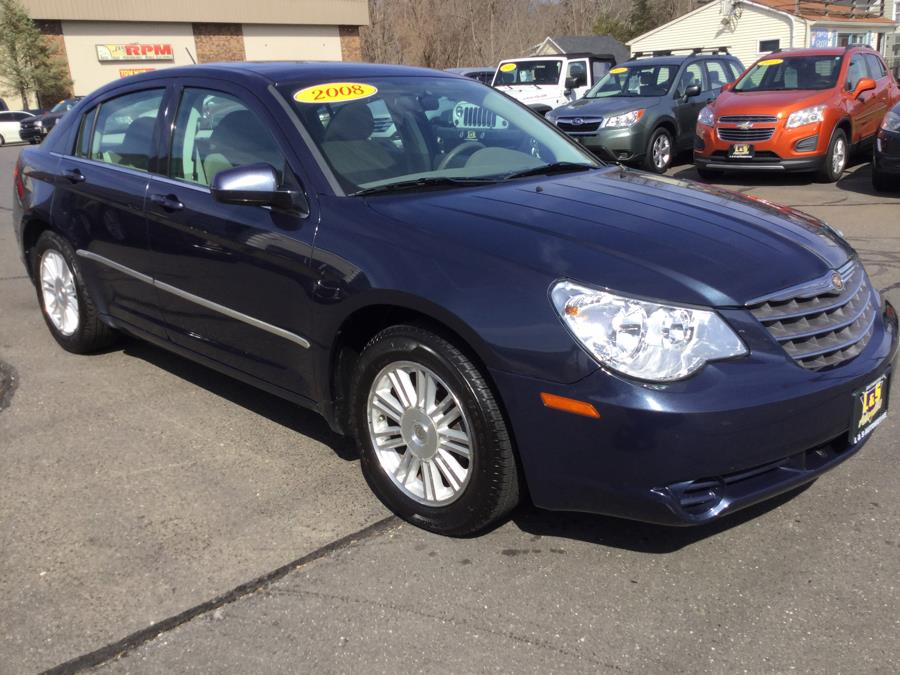 Used Chrysler Sebring 4dr Sdn Touring FWD 2008 | L&S Automotive LLC. Plantsville, Connecticut