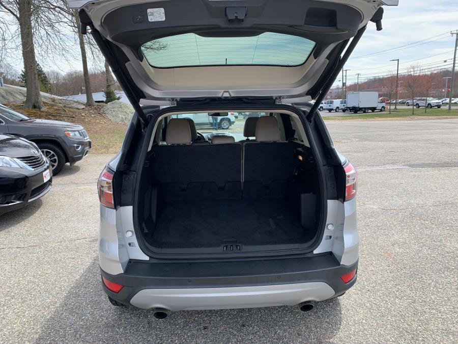 Used Ford Escape Titanium 4WD 2017 | Saybrook Auto Barn. Old Saybrook, Connecticut