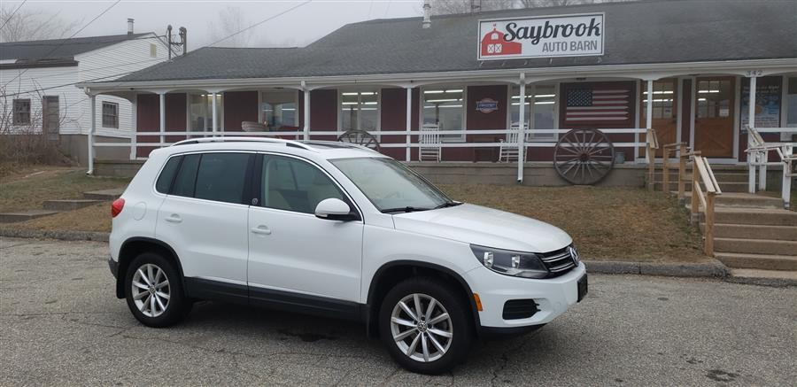 Used 2017 Volkswagen Tiguan in Old Saybrook, Connecticut | Saybrook Auto Barn. Old Saybrook, Connecticut