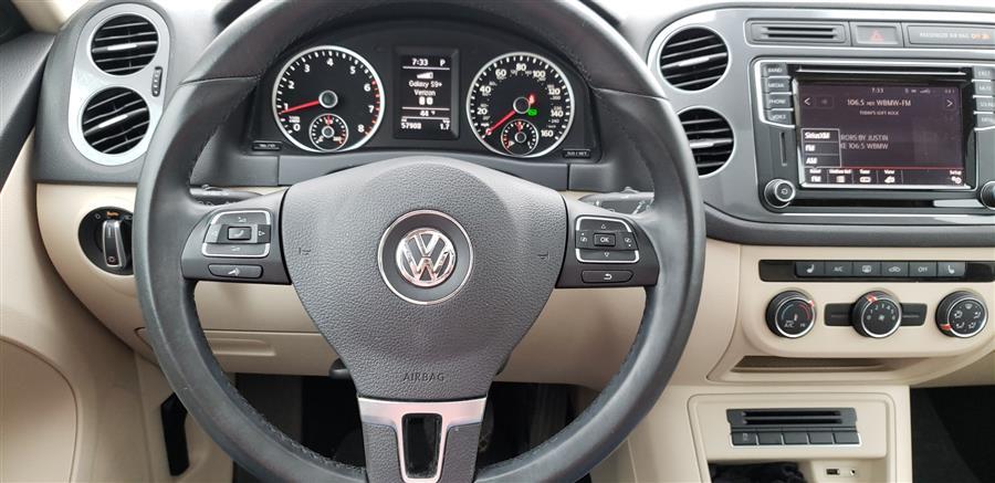 Used Volkswagen Tiguan 2.0T Wolfsburg Edition 4MOTION 2017 | Saybrook Auto Barn. Old Saybrook, Connecticut