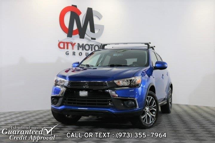Used 2016 Mitsubishi Outlander Sport in Haskell, New Jersey | City Motor Group Inc.. Haskell, New Jersey