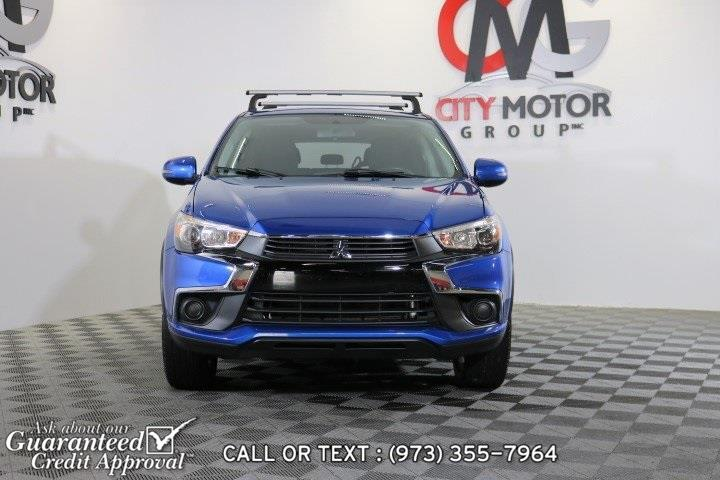 Used Mitsubishi Outlander Sport 2.0 ES 2016   City Motor Group Inc.. Haskell, New Jersey