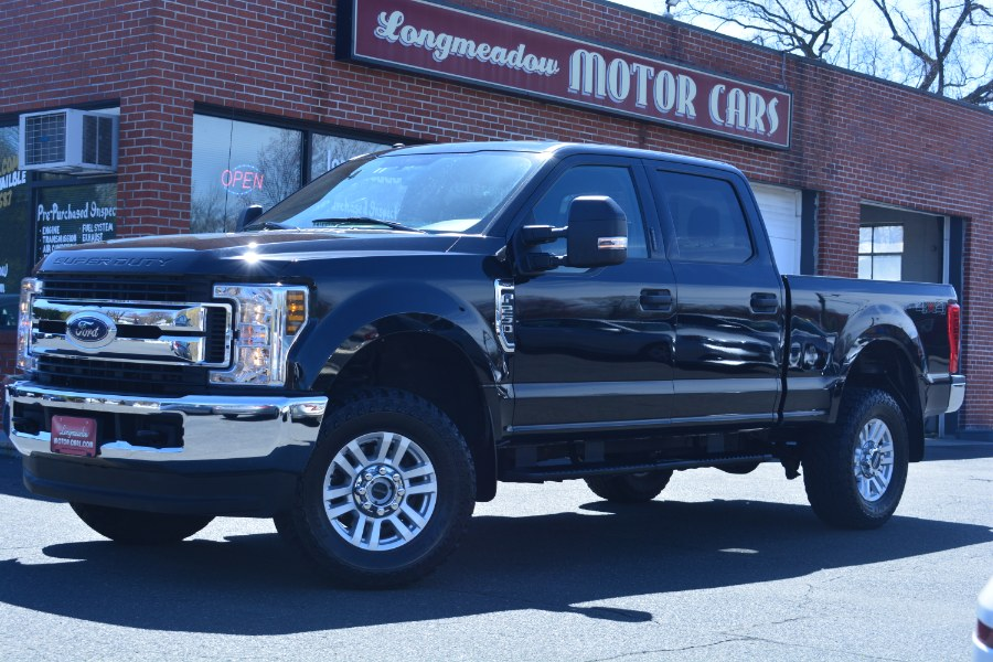 Used 2019 Ford Super Duty F-250 SRW in ENFIELD, Connecticut | Longmeadow Motor Cars. ENFIELD, Connecticut