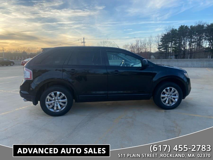 Used Ford Edge AWD 4dr SEL PLUS 2007 | Advanced Auto Sales. Rockland, Massachusetts