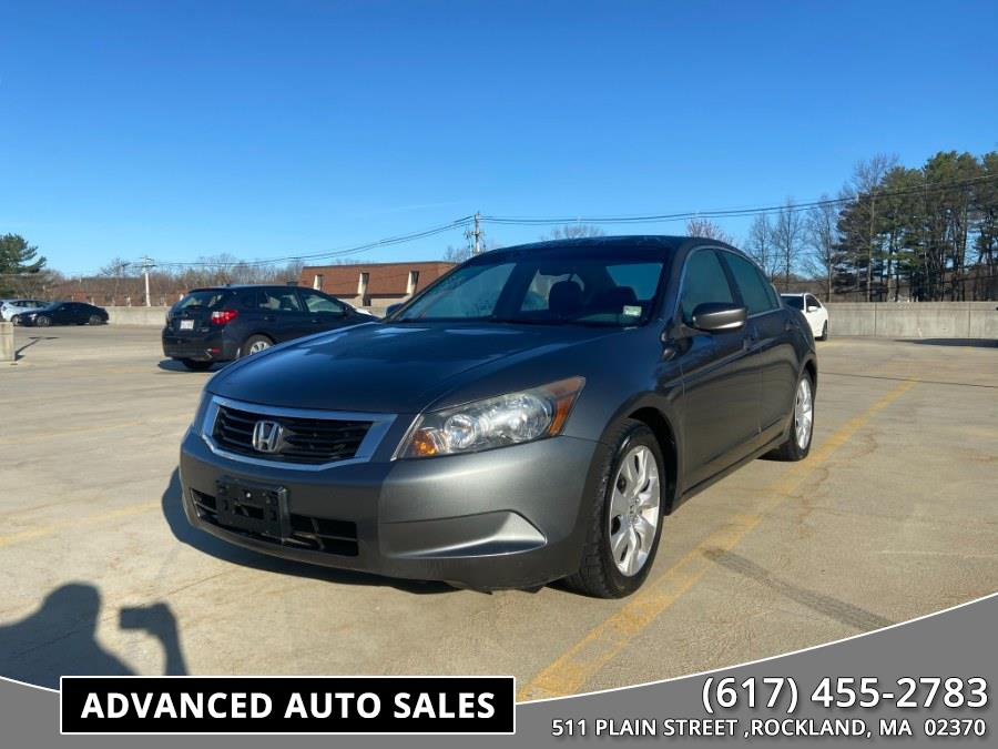 Used 2008 Honda Accord Sdn in Rockland, Massachusetts | Advanced Auto Sales. Rockland, Massachusetts