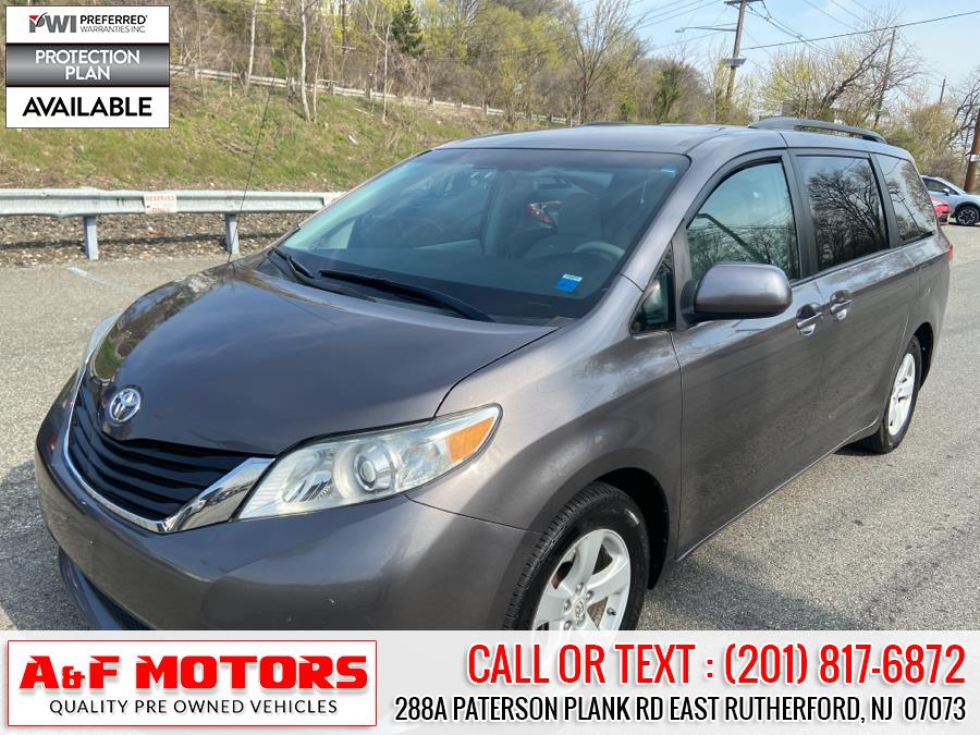 Used 2011 Toyota Sienna in East Rutherford, New Jersey | A&F Motors LLC. East Rutherford, New Jersey