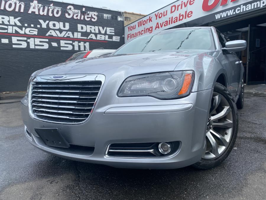 Used 2014 Chrysler 300 in Bronx, New York | Champion Auto Sales Of The Bronx. Bronx, New York