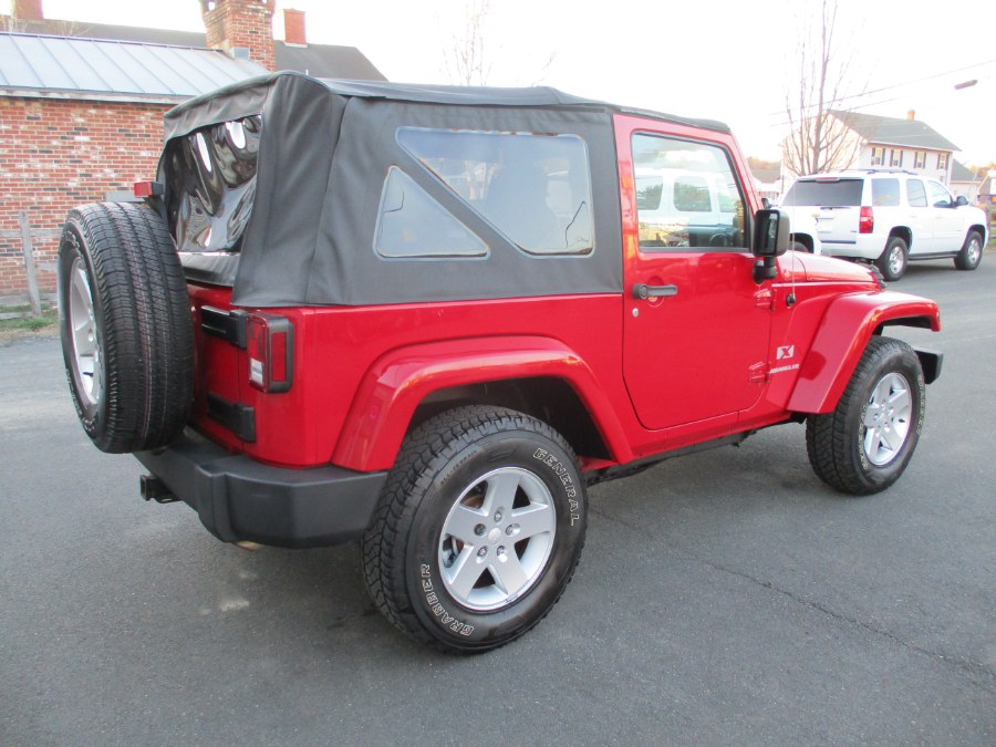 Used Jeep Wrangler 4WD 2dr X 2009 | Suffield Auto Sales. Suffield, Connecticut