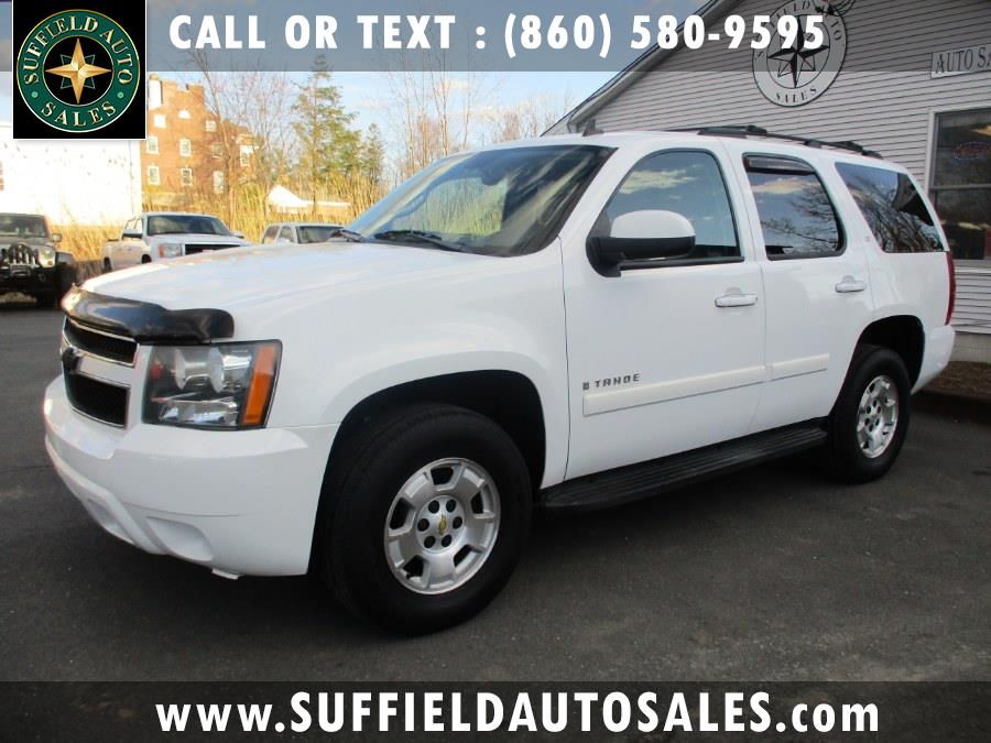 Used 2009 Chevrolet Tahoe in Suffield, Connecticut | Suffield Auto Sales. Suffield, Connecticut