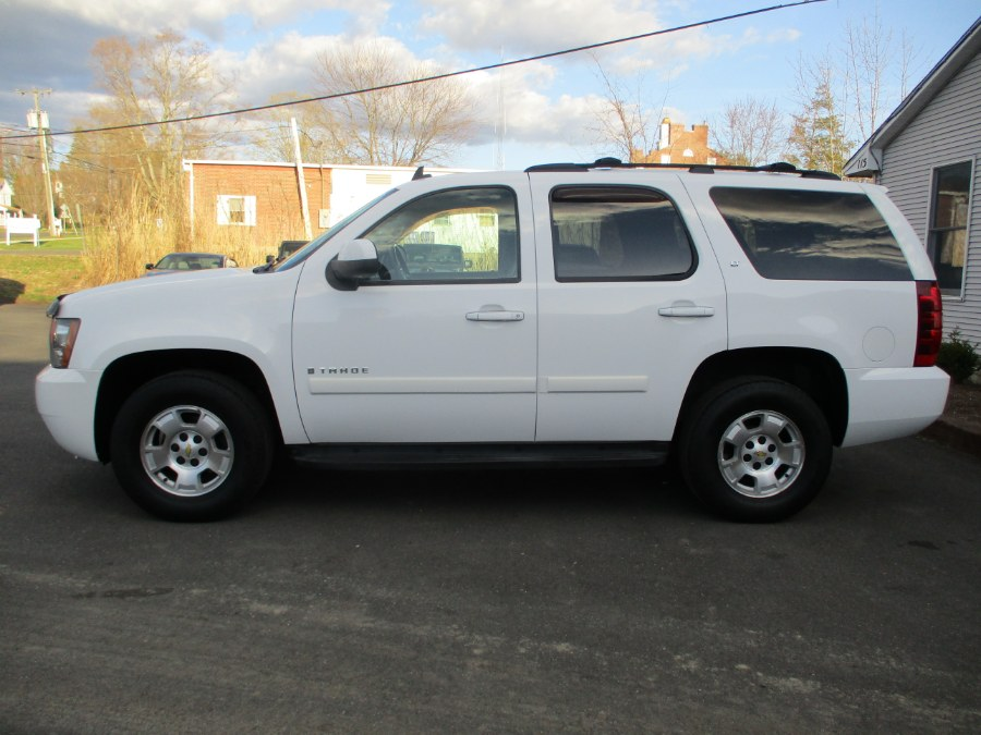 Used Chevrolet Tahoe 4WD 4dr 1500 LT w/1LT 2009 | Suffield Auto Sales. Suffield, Connecticut