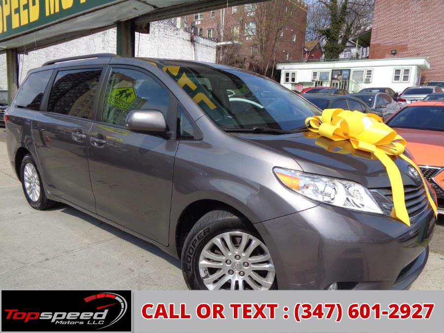 Used 2017 Toyota Sienna in Jamaica, New York | Top Speed Motors LLC. Jamaica, New York