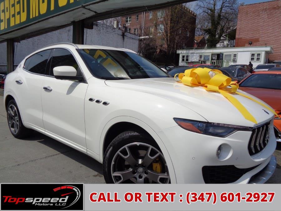 Used 2017 Maserati Levante in Jamaica, New York | Top Speed Motors LLC. Jamaica, New York