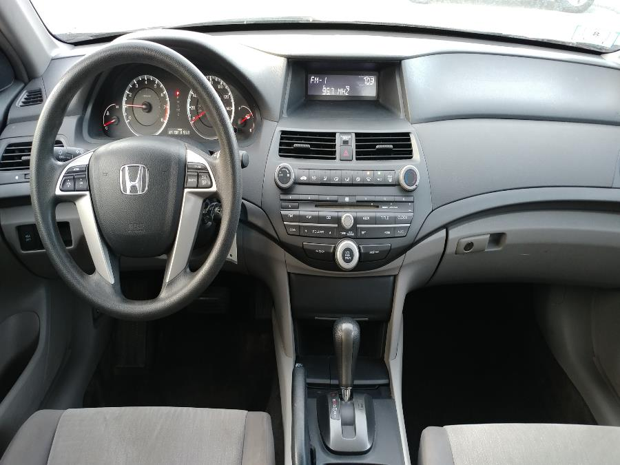 Used Honda Accord Sdn 4dr I4 Auto LX-P PZEV 2008 | Matts Auto Mall LLC. Chicopee, Massachusetts