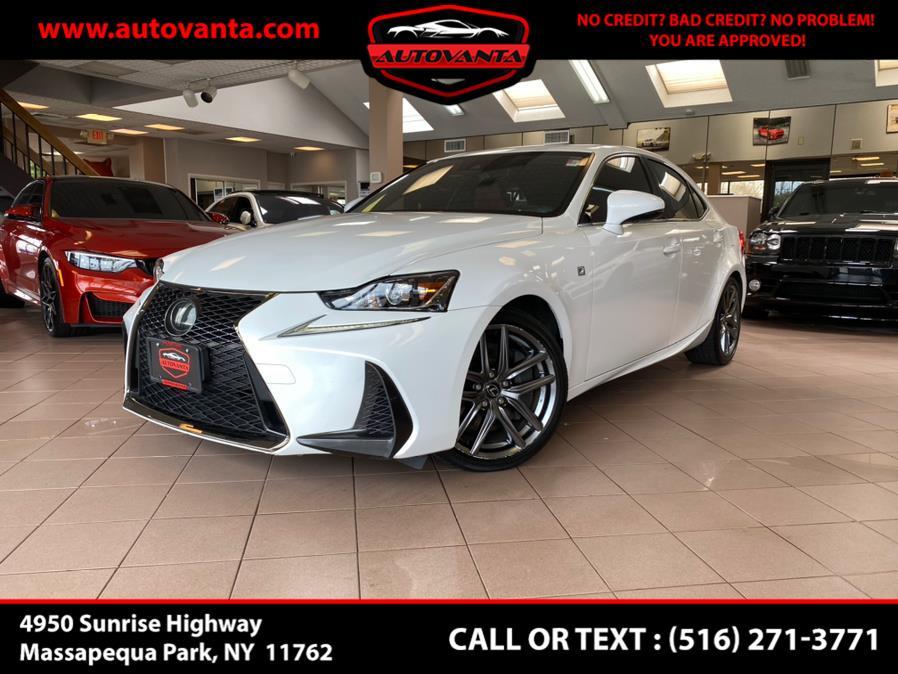 Used 2018 Lexus IS in Massapequa Park, New York | Autovanta. Massapequa Park, New York