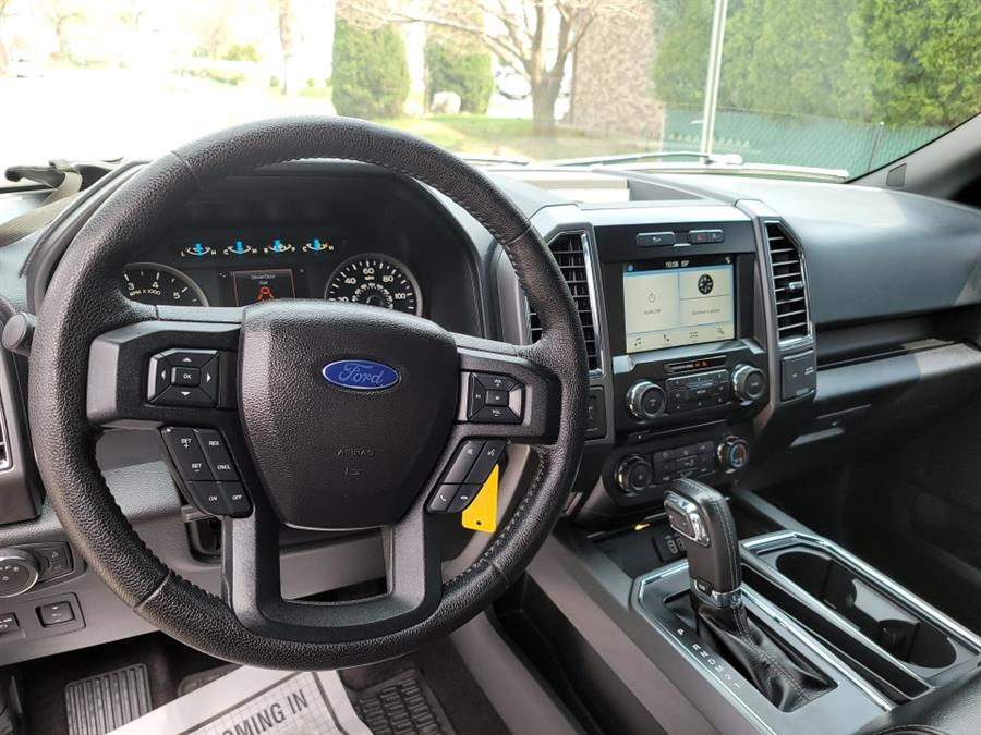 """Used Ford F-150 4WD SuperCab 145"""" XLT 2016 