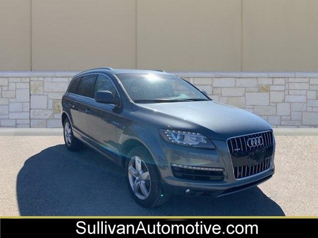 Used 2013 Audi Q7 in Avon, Connecticut | Sullivan Automotive Group. Avon, Connecticut