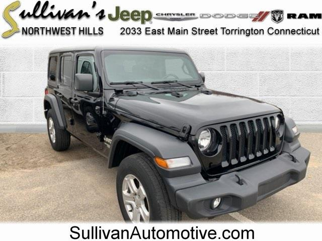 Used 2018 Jeep Wrangler in Avon, Connecticut | Sullivan Automotive Group. Avon, Connecticut
