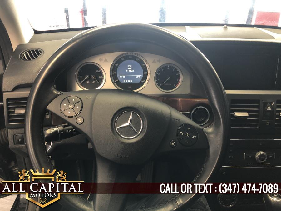 Used Mercedes-Benz GLK-Class 4MATIC 4dr GLK350 2011   All Capital Motors. Brooklyn, New York