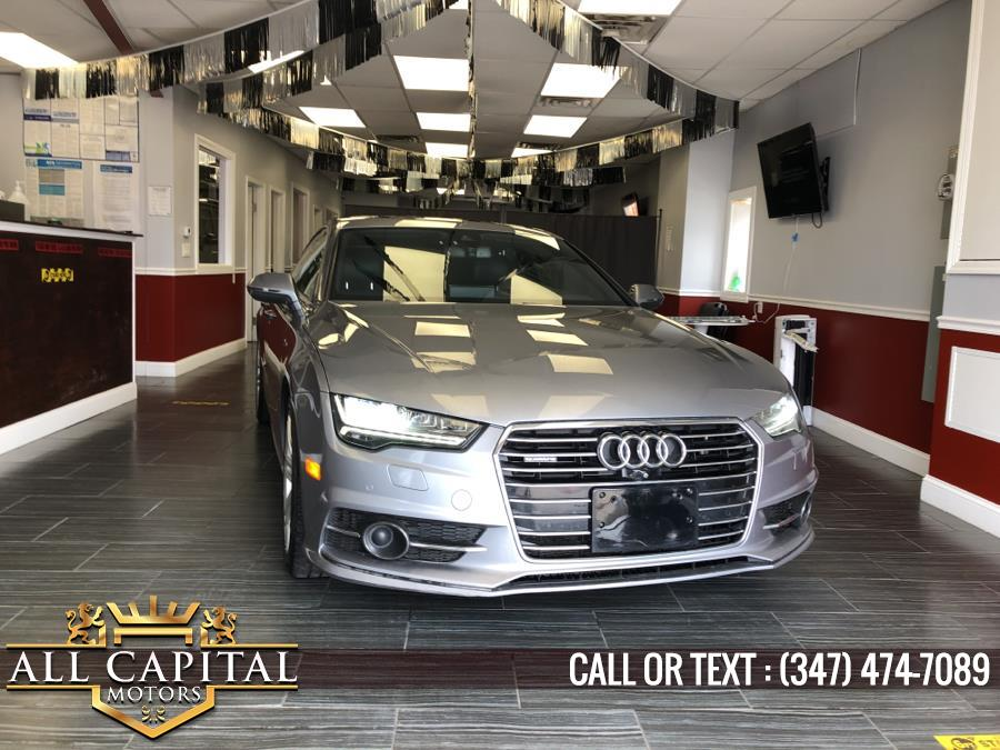 Used 2016 Audi A7 in Brooklyn, New York | All Capital Motors. Brooklyn, New York