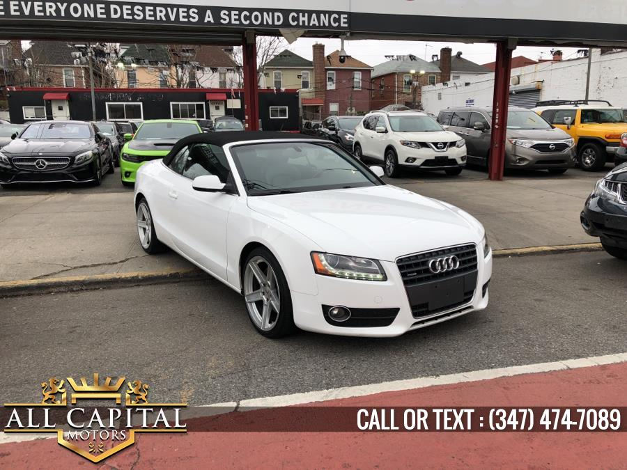 Used 2011 Audi A5 in Brooklyn, New York | All Capital Motors. Brooklyn, New York
