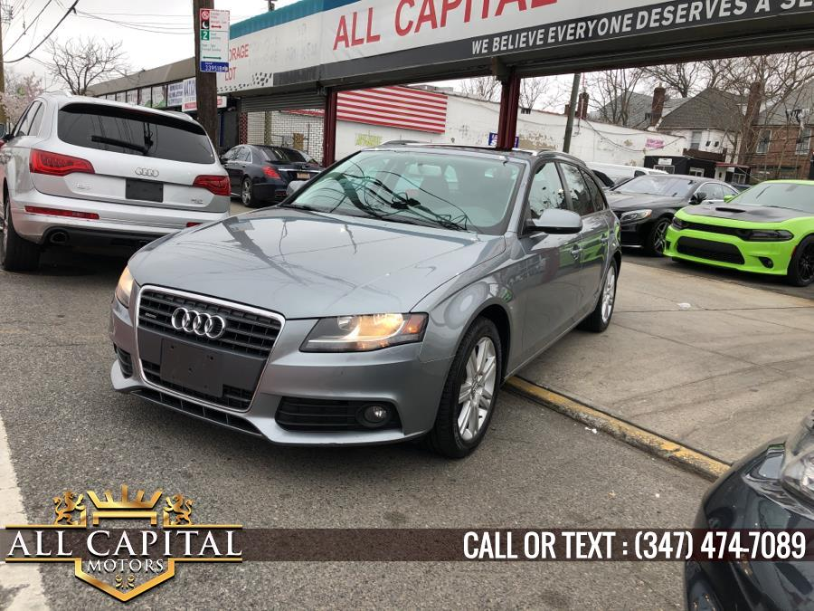 Used 2010 Audi A4 in Brooklyn, New York | All Capital Motors. Brooklyn, New York
