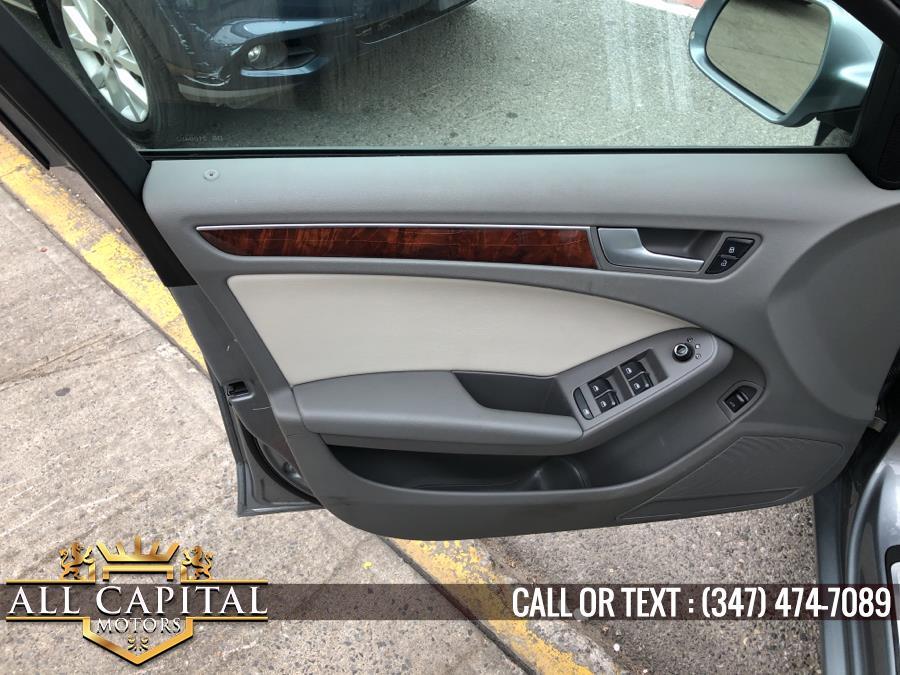 Used Audi A4 4dr Avant Wgn Auto quattro 2.0T Premium 2010 | All Capital Motors. Brooklyn, New York