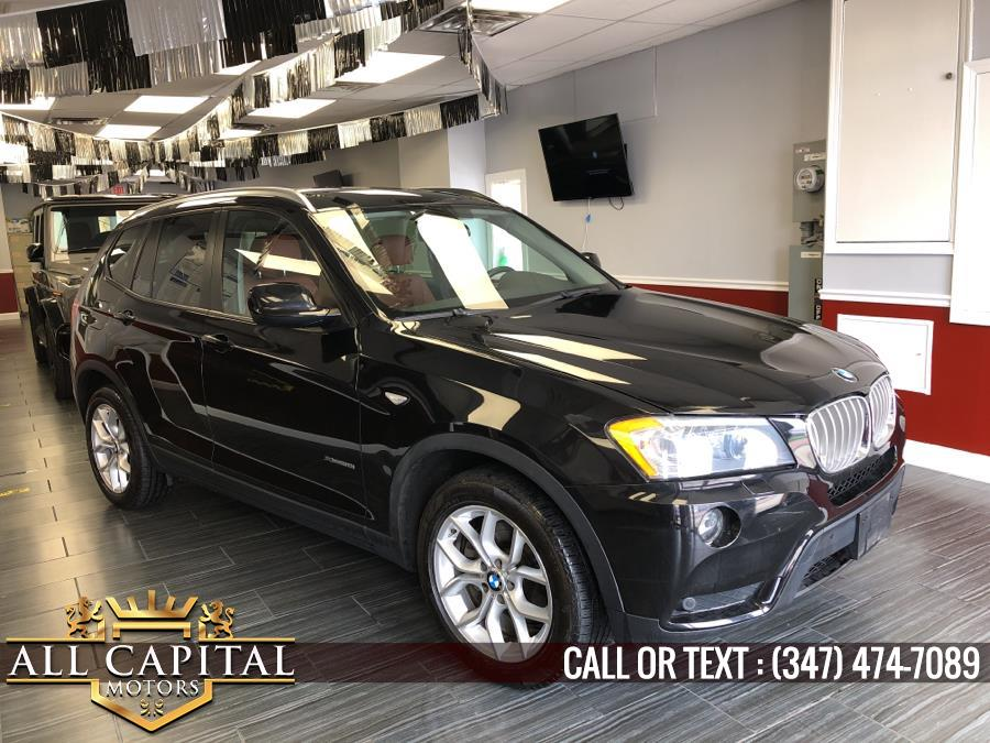 Used 2014 BMW X3 in Brooklyn, New York | All Capital Motors. Brooklyn, New York