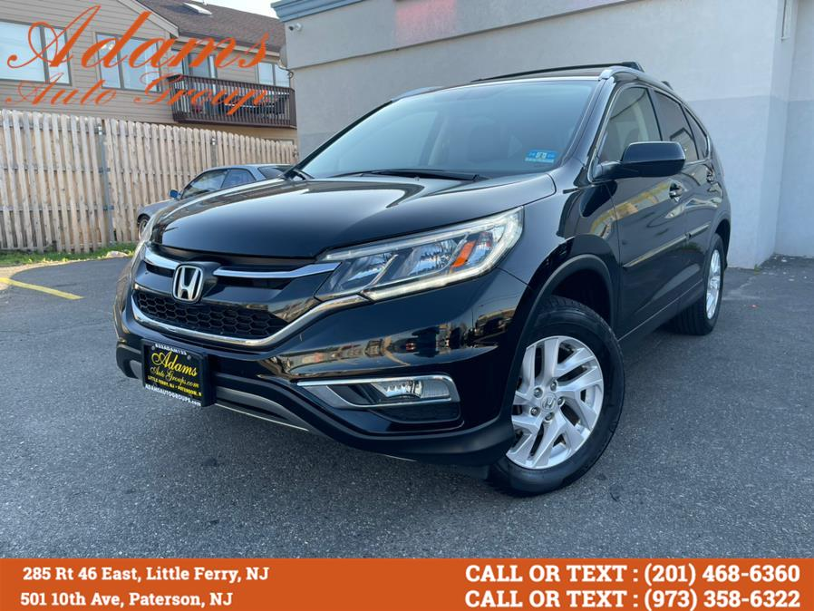 Used 2015 Honda CR-V in Paterson, New Jersey | Adams Auto Group. Paterson, New Jersey