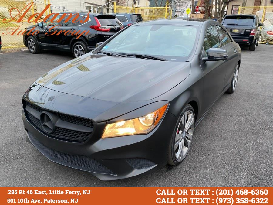 Used Mercedes-Benz CLA-Class 4dr Sdn CLA250 FWD 2014 | Adams Auto Group . Little Ferry , New Jersey