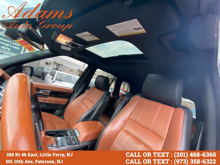 Used Land Rover Range Rover Sport 4WD 4dr SC Autobiography 2013 | Adams Auto Group . Little Ferry , New Jersey