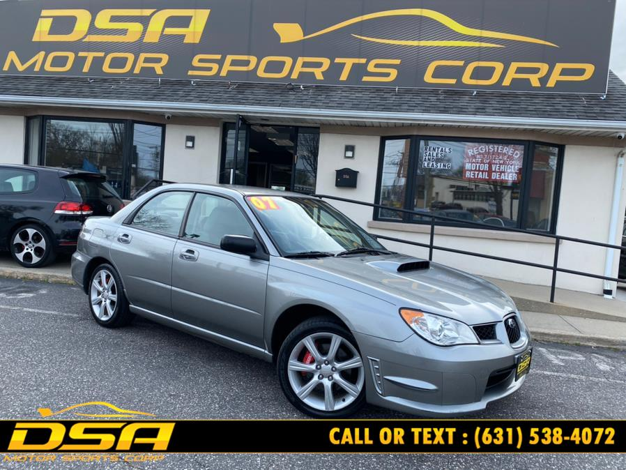 Used 2007 Subaru Impreza Sedan in Commack, New York | DSA Motor Sports Corp. Commack, New York