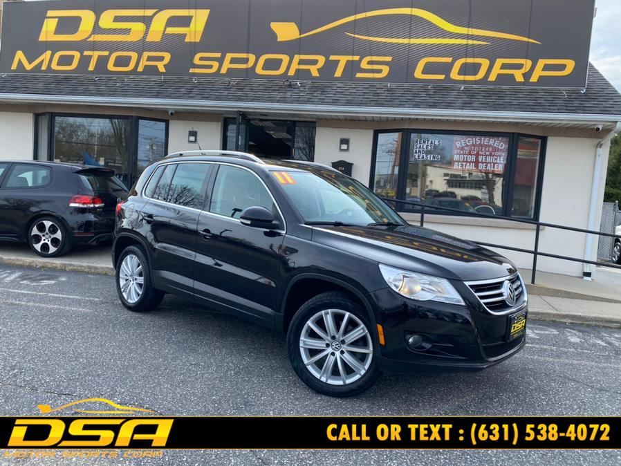 Used 2011 Volkswagen Tiguan in Commack, New York | DSA Motor Sports Corp. Commack, New York