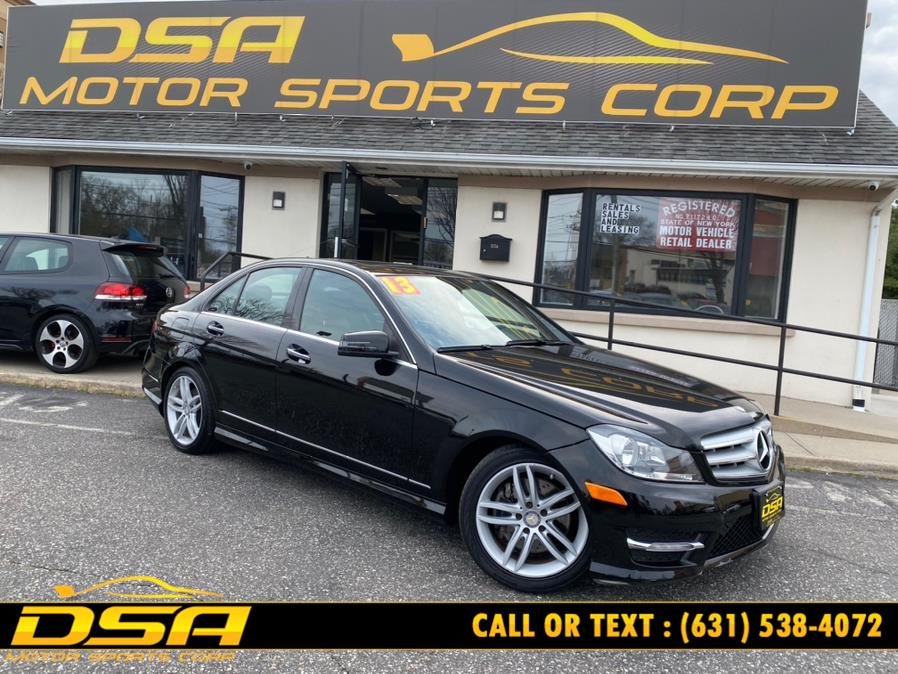 Used 2013 Mercedes-Benz C-Class in Commack, New York | DSA Motor Sports Corp. Commack, New York