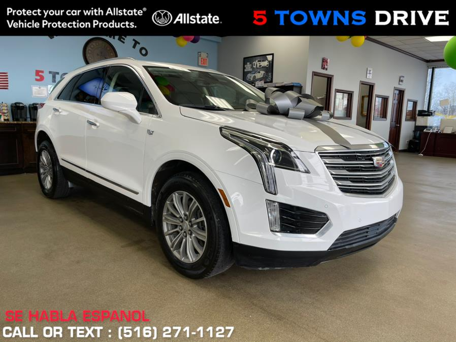 Used Cadillac XT5 FWD 4dr Luxury 2018 | 5 Towns Drive. Inwood, New York