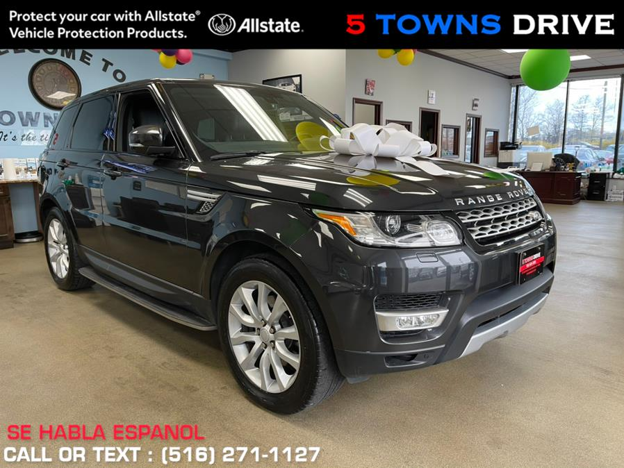 Used Land Rover Range Rover Sport 4WD 4dr HSE 2015 | 5 Towns Drive. Inwood, New York