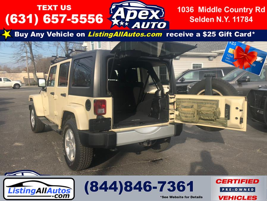 Used 2011 Jeep Wrangler Unlimited in Patchogue, New York | www.ListingAllAutos.com. Patchogue, New York