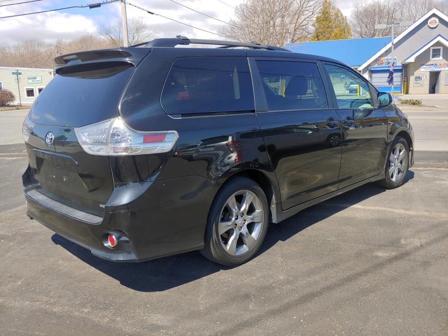 Used Toyota Sienna 5dr 8-Pass Van V6 SE FWD (Natl) 2011   Rockland Motor Company. Rockland, Maine