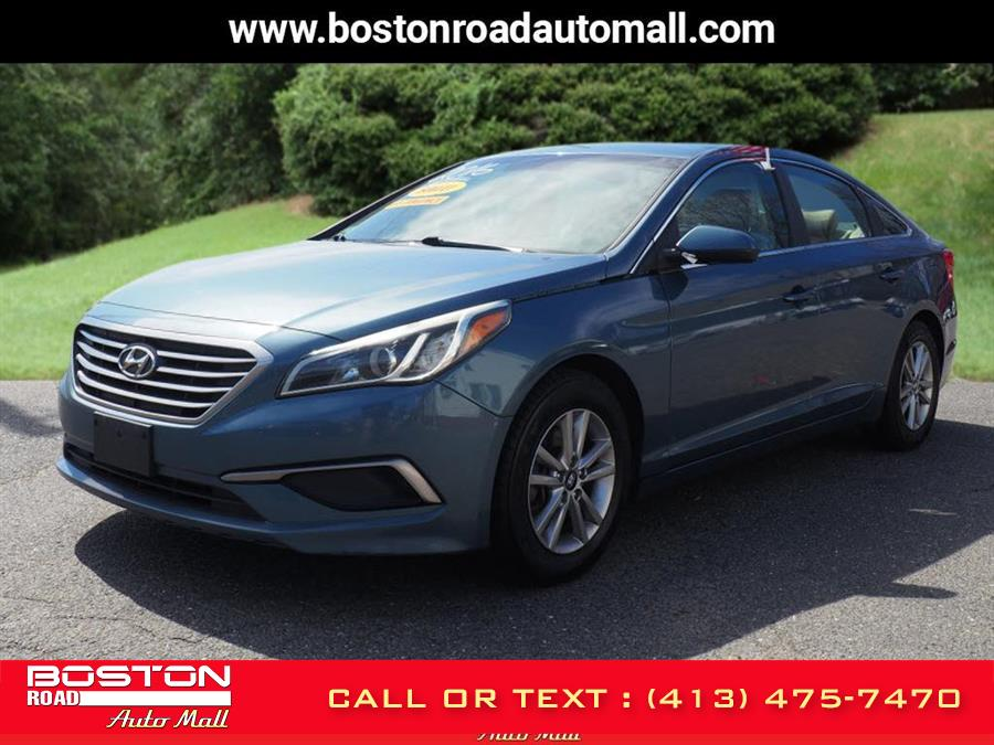 Used Hyundai Sonata SE 2016 | Boston Road Auto Mall. Springfield, Massachusetts