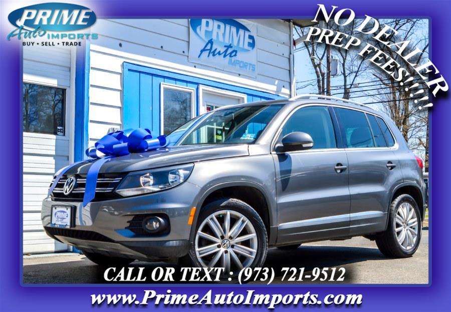 Used 2013 Volkswagen Tiguan in Bloomingdale, New Jersey | Prime Auto Imports. Bloomingdale, New Jersey