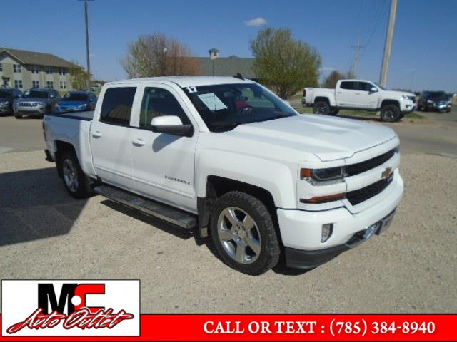 Used 2017 Chevrolet Silverado 1500 in Colby, Kansas | M C Auto Outlet Inc. Colby, Kansas