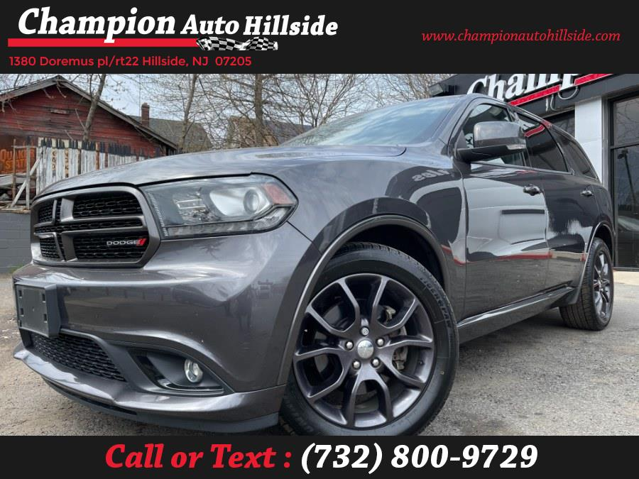 Used 2015 Dodge Durango in Hillside, New Jersey | Champion Auto Hillside. Hillside, New Jersey