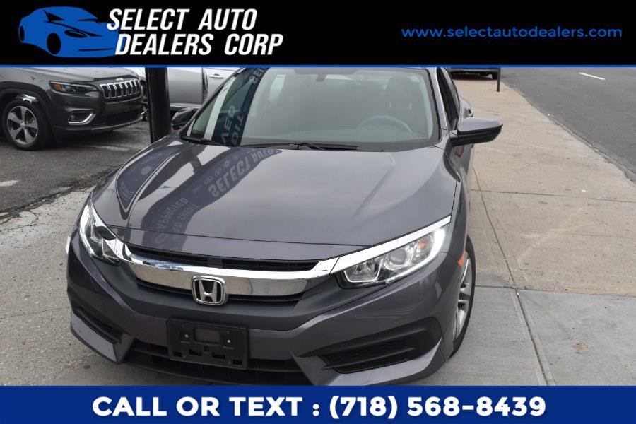 Used Honda Civic Sedan LX CVT 2018 | Select Auto Dealers Corp. Brooklyn, New York