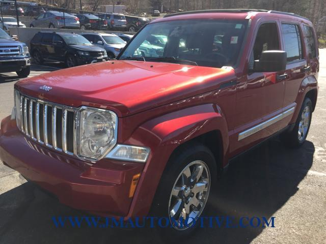 Used Jeep Liberty 4WD 4dr Limited 2010 | J&M Automotive Sls&Svc LLC. Naugatuck, Connecticut