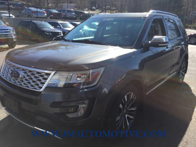 Used 2016 Ford Explorer in Naugatuck, Connecticut | J&M Automotive Sls&Svc LLC. Naugatuck, Connecticut