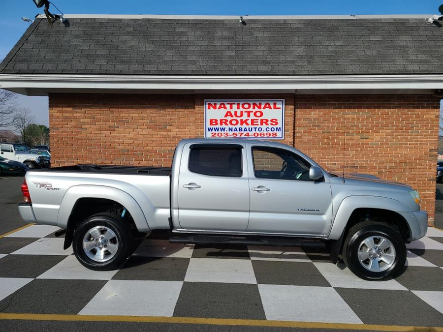 Used Toyota Tacoma 2WD PreRunner Longbed 2008 | National Auto Brokers, Inc.. Waterbury, Connecticut