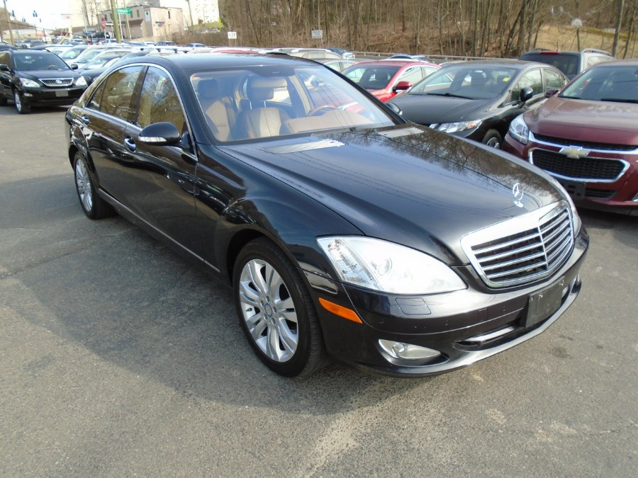 Used Mercedes-Benz S-Class 4dr Sdn 5.5L V8 4MATIC 2009 | Jim Juliani Motors. Waterbury, Connecticut